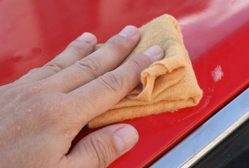 Remove Scratches & Scuff Marks in Your Car