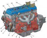 Двигатель 406 инжектор технические характеристики – 3M3-406: технические характеристики
