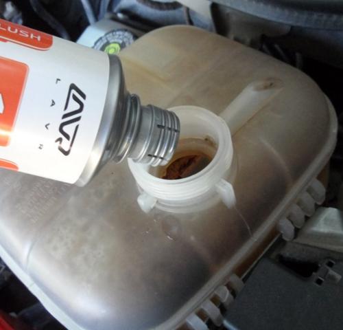 Промывка системы охлаждения авто – Чем можно и чем лучше промыть систему охлаждения двигателя автомобиля