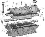 Двигатель в разборе – Разборка и сборка двигателя: порядок и особенности